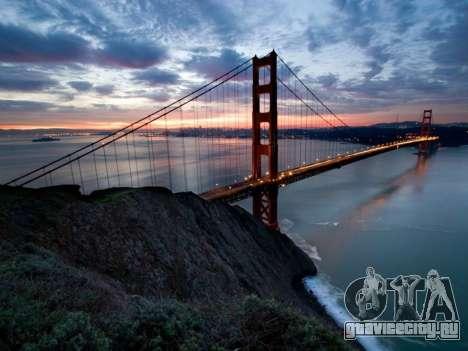 Загрузочные экраны San Francisco для GTA 4 второй скриншот