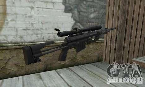 Снайперская Винтовка для GTA San Andreas второй скриншот