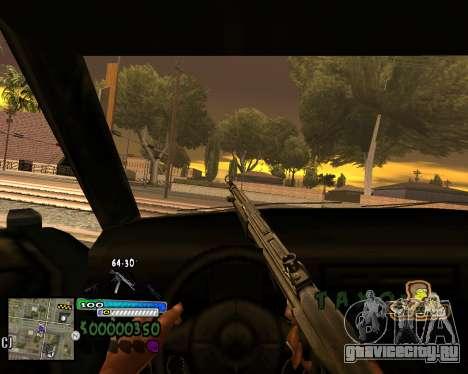 Вид от первого лица для GTA San Andreas второй скриншот