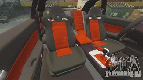 Nissan Skyline GT-R R34 V-Spec II для GTA 4 вид сверху