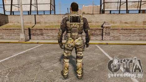 Дэвид Мэйсон v2 для GTA 4 второй скриншот