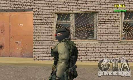 Кестрел Splinter Cell Conviction для GTA San Andreas второй скриншот