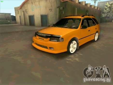 Toyota Carib для GTA San Andreas