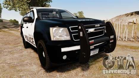 Chevrolet Tahoe 2008 LCPD [ELS] для GTA 4