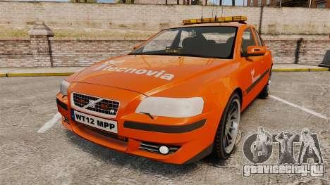 Volvo S60 tecnovia [ELS] для GTA 4