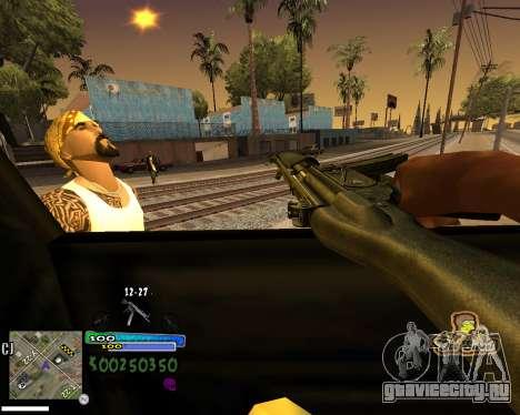 Вид от первого лица для GTA San Andreas пятый скриншот