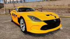 Dodge Viper SRT GTS 2013
