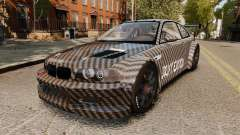 BMW M3 GTR 2012 Drift Edition для GTA 4