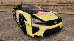 Lexus LF-A 2010 [EPM] Goodsmile Racing