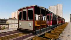 Трамвай из San Andreas
