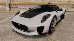 Jaguar C-X75 [EPM] Carbon Series