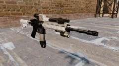 Автоматический карабин Colt M4A1 для GTA 4