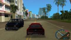 Спидометр из NFS Underground для GTA Vice City