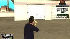 C-HUD by Misterio для GTA San Andreas