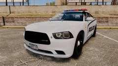 Dodge Charger 2011 LCPD [ELS] для GTA 4