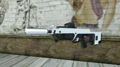 F6 Assault Rifle для GTA San Andreas