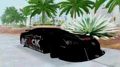 Lexus LFA Street Edition Djarum Black
