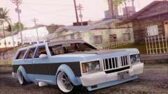 Regina Widebody V8 для GTA San Andreas