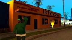 Новая текстура магазина Binco в LS