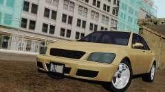 GTA IV Sultan для GTA San Andreas