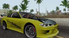 Nissan Silvia S15 Romanian Drifters для GTA San Andreas