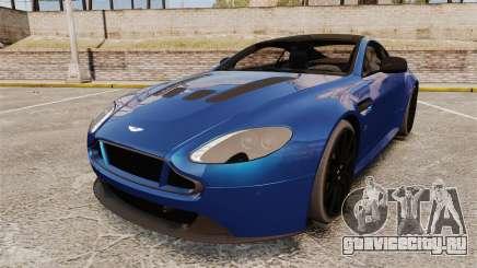 Aston Martin V12 Vantage S 2013 для GTA 4
