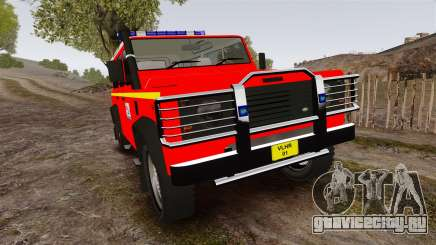 Land Rover Defender VLHR SDIS 42 [ELS] для GTA 4