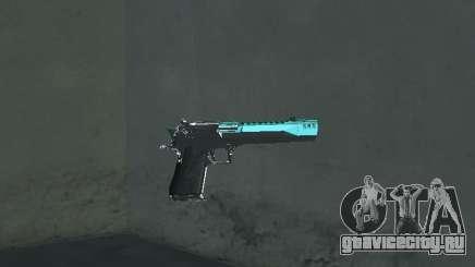 Новый Пак Оружий для GTA San Andreas
