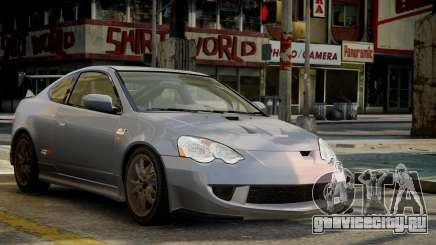 Honda Mugen Integra Type-R 2002 для GTA 4