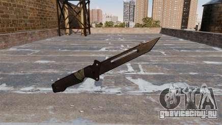 Нож BF2142 для GTA 4