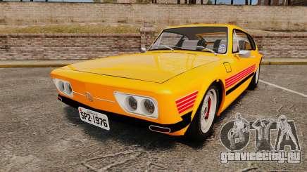 Volkswagen SP2 для GTA 4