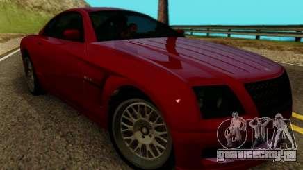 Fusilade GTA V для GTA San Andreas