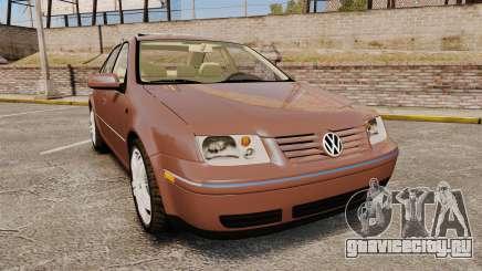 Volkswagen Bora 1.8T Camel для GTA 4