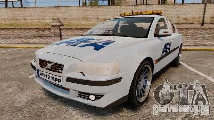 Volvo S60 AFA [ELS] для GTA 4