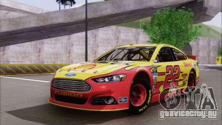 Ford Fusion NASCAR Sprint Cup 2013 для GTA San Andreas