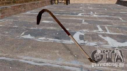 Ломик-гвоздодёр для GTA 4