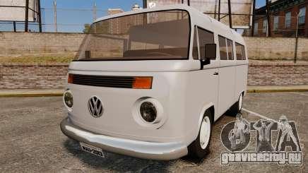 Volkswagen Kombi 1999 для GTA 4