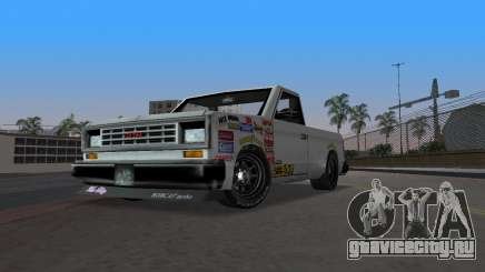 Bobcat Turbo для GTA Vice City