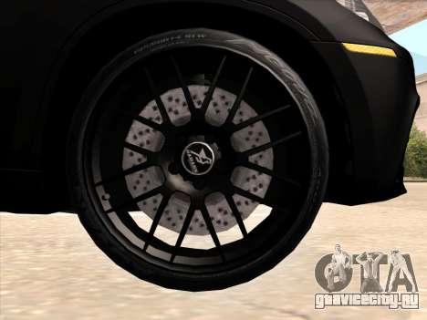BMW X6 Hamann для GTA San Andreas