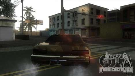 Elegy Fail Crew by Black для GTA San Andreas вид сзади слева