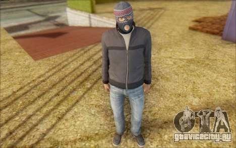 Russian Thug для GTA San Andreas второй скриншот