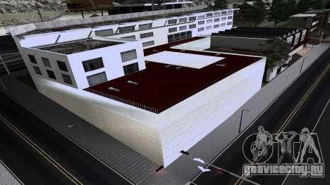 New TransFender для GTA San Andreas четвёртый скриншот
