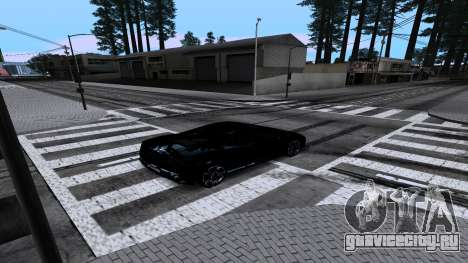 New Roads v1.0 для GTA San Andreas десятый скриншот