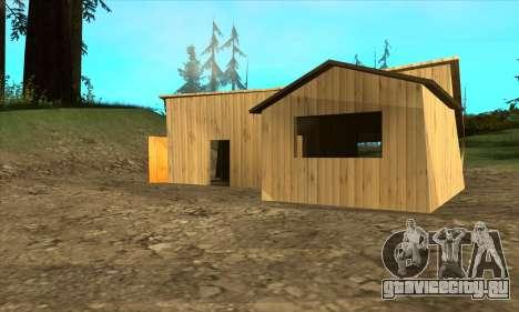 Новые домики в Паноптикуме для GTA San Andreas второй скриншот