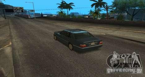 ENB Series for SA:MP для GTA San Andreas шестой скриншот