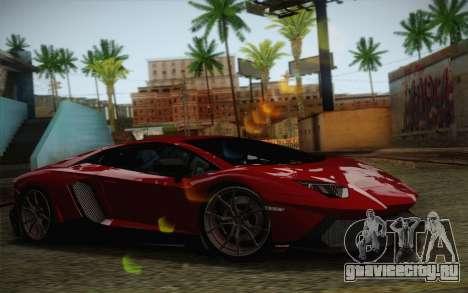 Lamborghini Aventador LP720-4 2013 для GTA San Andreas