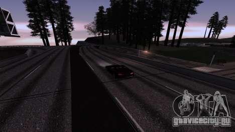 New Roads v3.0 Final для GTA San Andreas второй скриншот