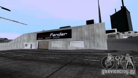New Wang Cars для GTA San Andreas второй скриншот