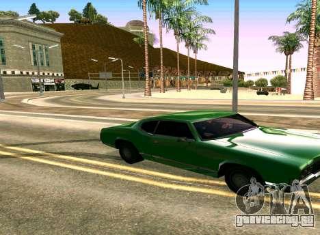 ENBSeries by Sup4ik002 для GTA San Andreas шестой скриншот