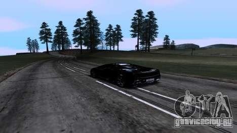New Roads v1.0 для GTA San Andreas пятый скриншот